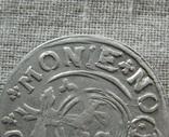 Полторак ( 1/24 талера ) 1623 года. Сиг. ІІІ Ваза. MON(E)E*NO., фото №2