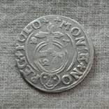 Полторак ( 1/24 талера ) 1623 года. Сиг. ІІІ Ваза. MON(E)E*NO., фото №5