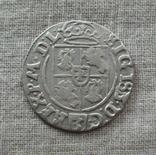 Полторак ( 1/24 талера ) 1625 года. Сиг. ІІІ Ваза. SIGIS3., фото №4