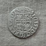 Полторак ( 1/24 талера ) 1621 года. Сиг. ІІІ Ваза., фото №4