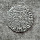 Полторак ( 1/24 талера ) 1621 года. Сиг. ІІІ Ваза., фото №5