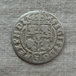 Полторак ( 1/24 талера ) 1623 года. Сиг. ІІІ Ваза. RE(E)G., фото №4