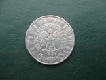 5 злотых 1935 г.в. Польша, фото №3