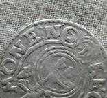 Полторак ( 1/24 талера ) 1624 года. Сиг. ІІІ Ваза. MONE:NO(O)., фото №2