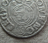 Полторак ( 1/24 талера ) 1624 года. Сиг. ІІІ Ваза. MONE:NO(O)., фото №5