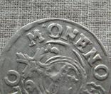 Полторак ( 1/24 талера ) 1623 года. Сиг. ІІІ Ваза. M ' ONENO., фото №2