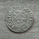 Полторак ( 1/24 талера ) 1623 года. Сиг. ІІІ Ваза. BEG вместо REG., фото №4