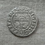 Полторак ( 1/24 талера ) 1623 года. Сиг. ІІІ Ваза. BEG вместо REG., фото №5