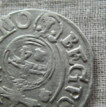 Полторак ( 1/24 талера ) 1623 года. Сиг. ІІІ Ваза. BEG вместо REG., фото №6