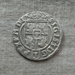 Полторак ( 1/24 талера ) 1623 года. Сиг. ІІІ Ваза. BEG вместо REG., фото №8