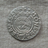 Полторак ( 1/24 талера ) 1626 года. Сиг. ІІІ Ваза. SGIS., фото №4