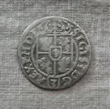 Полторак ( 1/24 талера ) 1622 года. Сиг. ІІІ Ваза. MON . NO., фото №4
