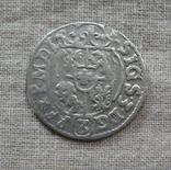 Аномальный полторак ( 1/24 талера ) 1625 года. Сиг. ІІІ Ваза. SIGS. Гетьманский полторак., фото №4