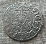 Аномальный полторак ( 1/24 талера ) 1625 года. Сиг. ІІІ Ваза. SIGS. Гетьманский полторак., фото №8