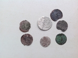 Двуденар 1620+ бонус (фрагменти монет 7), фото №8