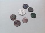 Двуденар 1620+ бонус (фрагменти монет 7), фото №10