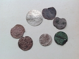 Двуденар 1620+ бонус (фрагменти монет 7), фото №11