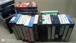 Видеокассеты разных жанров 41 шт., фото №3