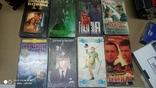 Видеокассеты разных жанров 41 шт., фото №7