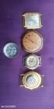 Часы разные позолота, фото №4