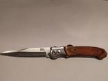 Нож с боковым выбросом (перо), фото №2