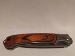 Нож с боковым выбросом (перо), фото №6