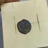 Монета Иудея, прута. Прокуратор Понтий Пилат. (1-13.11), фото №7