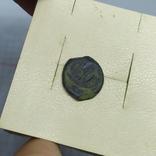 Монета Иудея, прута. Прокуратор Понтий Пилат. (1-13.11), фото №8