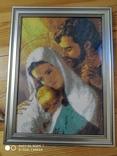 Икона Святого семейства, фото №5
