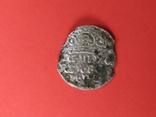 Коронный грош 1624 года. Сиг. ІІІ Ваза., фото №4