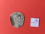 Коронный грош 1624 года. Сиг. ІІІ Ваза., фото №6