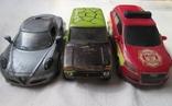 Машинки на реставрацию 7 шт, фото №3