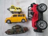 Машинки на реставрацию 7 шт, фото №9