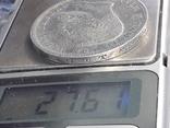5 марок, Германская империя, Вюртемберг, 1903 год, серебро 0.900, 27.77 грамм, фото №4