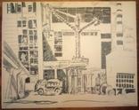 Строительство ЧАЕС 1976 год.41-51см., фото №3
