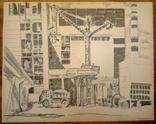 Строительство ЧАЕС 1976 год.41-51см., фото №2