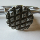 Топор с отбивным молотком кухонный СССР клейма знак качества 2, фото №9
