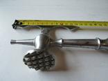 Топор с отбивным молотком кухонный СССР клейма знак качества 2, фото №11