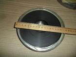 Кинопленка 16 мм Скамейка у маленького фонтана, фото №4