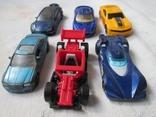 Машинки в т.ч. Hot Wheels, фото №6