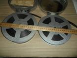 Кинопленка 16 мм 2 шт Андрей Малышко (укр.) 1 и 2 части, фото №4
