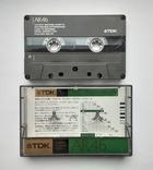 Аудиокассета TDK AR60 (Jap), фото №2