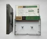 Аудиокассета TDK AR60 (Jap), фото №4
