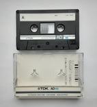 Аудиокассета TDK AD46 (Jap), фото №2