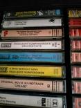 Кофр с кассетами 30 шт., фото №9