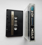 Аудиокассета TDK AD-X46 (Jap), фото №6