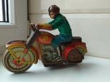 Мотоцикл с коляской 50 е годы., фото №10