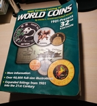 "Каталог Краузе 2005 год. ""Монеты мира с 1901 года"" 32 Издание., фото №2"