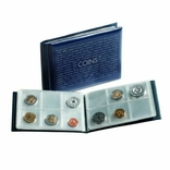 Альбом для монет до 33 мм на 48 монет Leuchtturm, фото №2