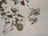 Запчасти мелкие разные на механизмы кварцевые часы, фото №3